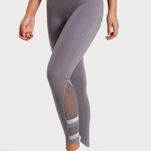 Gymshark Empower Leggings - Slate Lavender